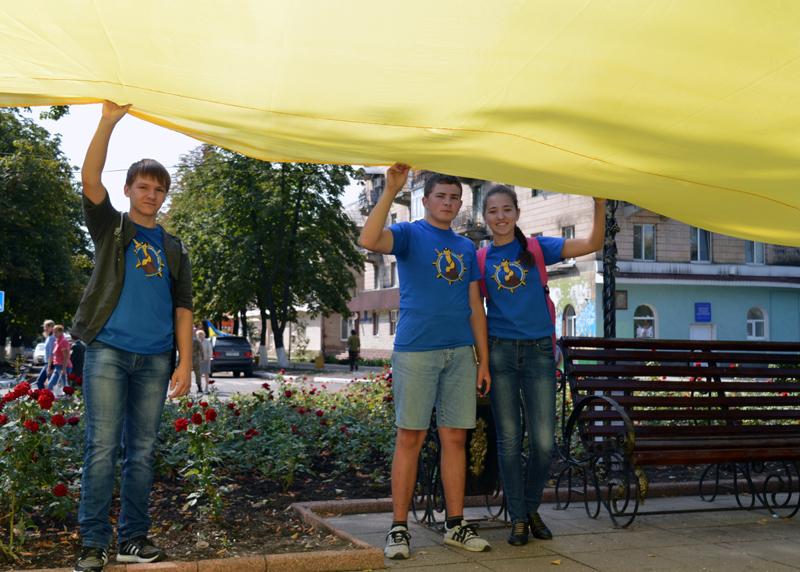 Правоохоронці Покровська забезпечують правопорядок у містах під час святкування Дня незалежності України, фото-5