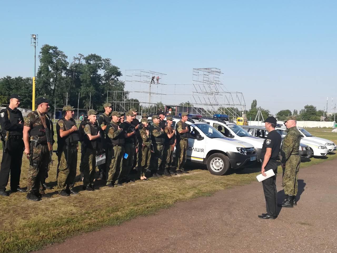 Правоохоронці Покровської оперативної зони готові до забезпечення правопорядку на День міста та День шахтаря, фото-12