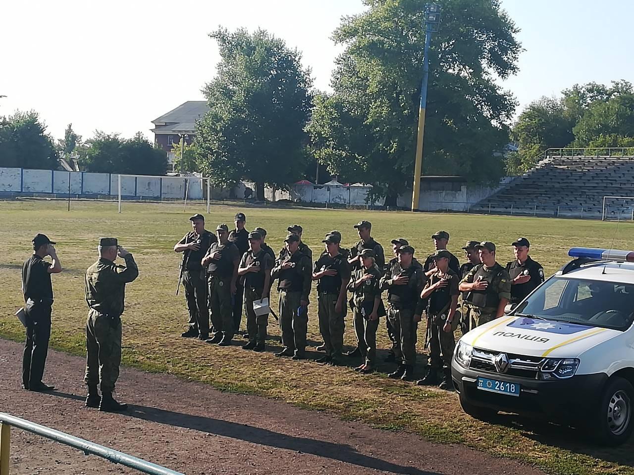 Правоохоронці Покровської оперативної зони готові до забезпечення правопорядку на День міста та День шахтаря, фото-13