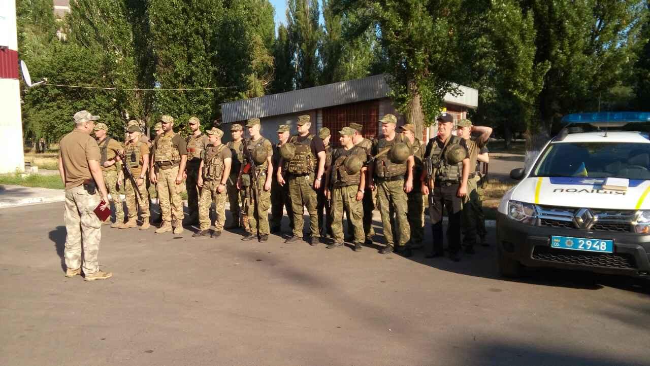 Правоохоронці Покровської оперативної зони готові до забезпечення правопорядку на День міста та День шахтаря, фото-5