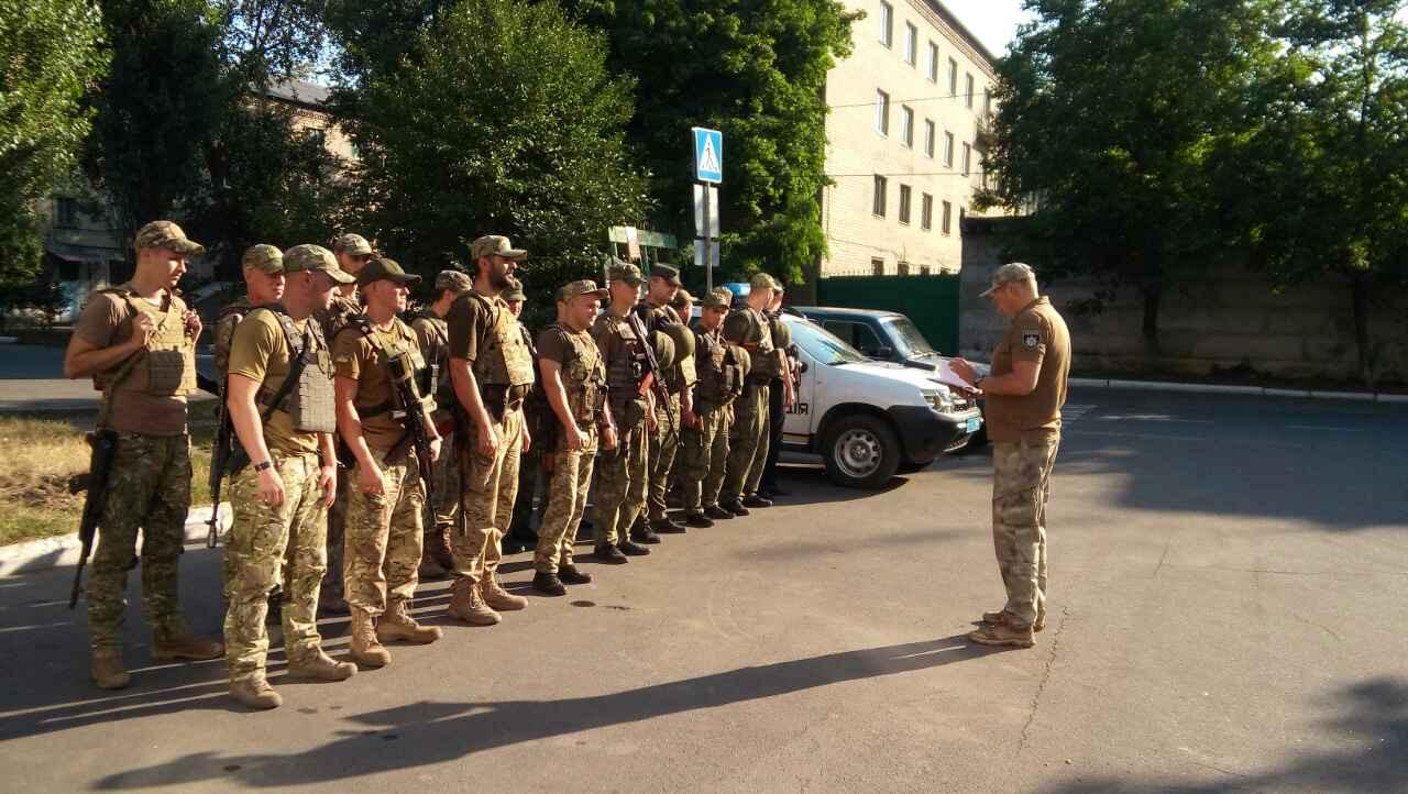 Правоохоронці Покровської оперативної зони готові до забезпечення правопорядку на День міста та День шахтаря, фото-6