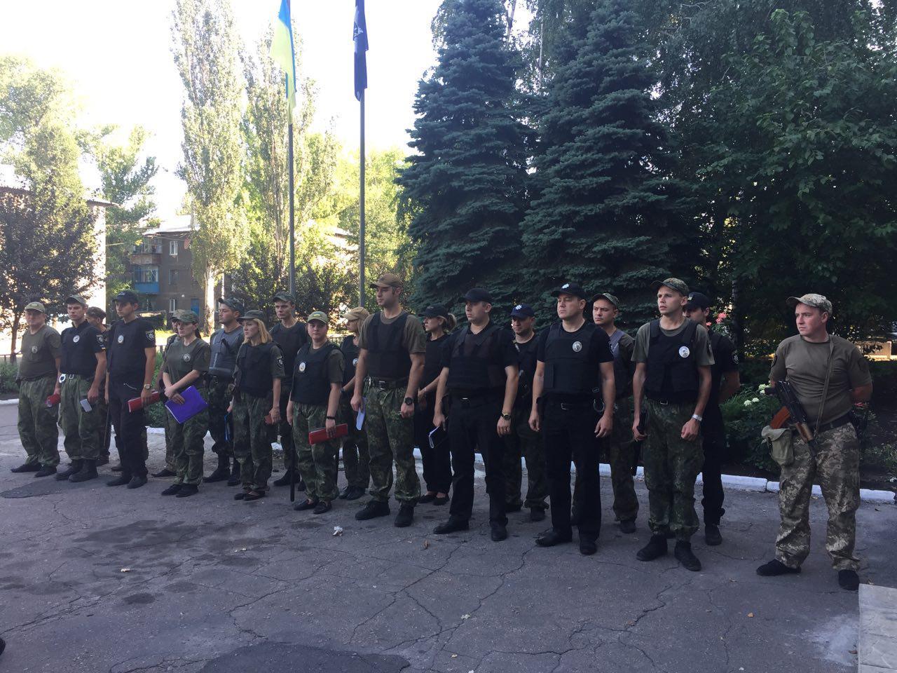 Правоохоронці Покровської оперативної зони готові до забезпечення правопорядку на День міста та День шахтаря, фото-8