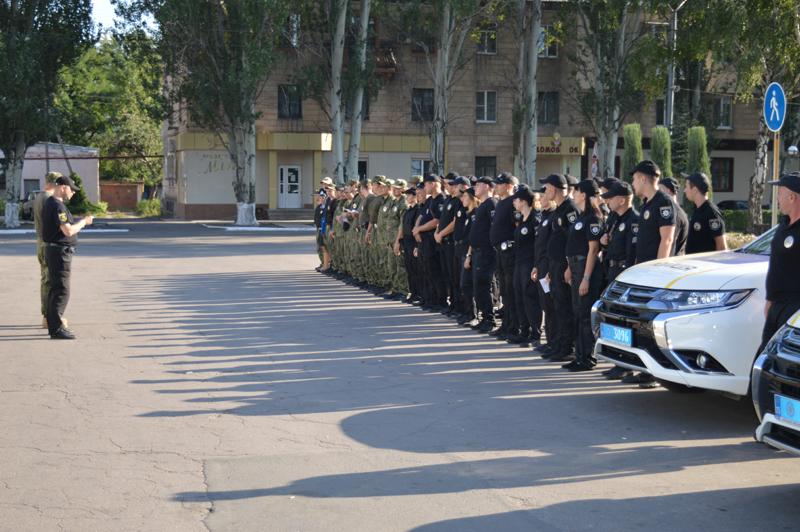 Правоохоронці Покровської оперативної зони готові до забезпечення правопорядку на День міста та День шахтаря, фото-3