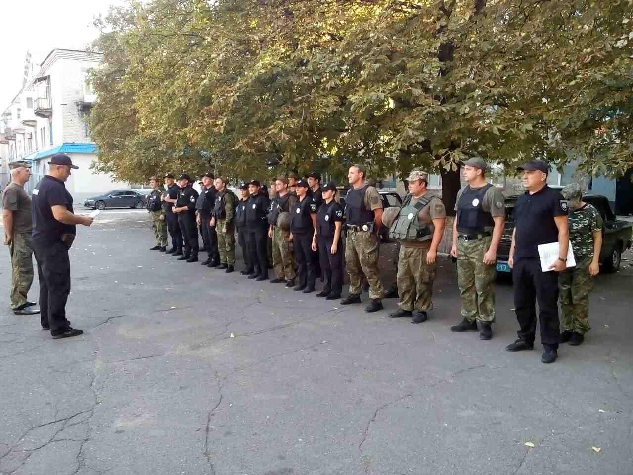 Правоохоронці Покровської оперативної зони готові до забезпечення правопорядку на День міста та День шахтаря, фото-10