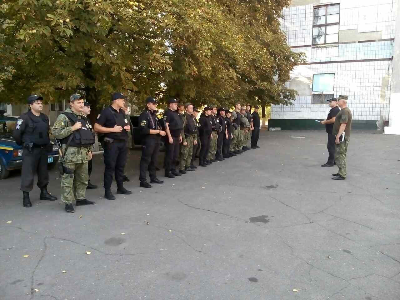 Правоохоронці Покровської оперативної зони готові до забезпечення правопорядку на День міста та День шахтаря, фото-11