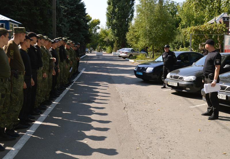 Правоохоронці Покровської оперативної зони забезпечують правопорядок під час святкування Дня міста та Дня шахтаря, фото-1