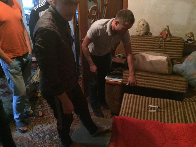 На вихідних мирноградські правоохоронці виявили двох нарколюбителів, фото-2