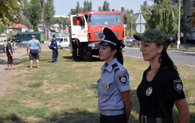 Правоохоронці Покровської оперативної зони забезпечили публічну безпеку під час святкування Дня міста і Дня шахтаря, фото-5