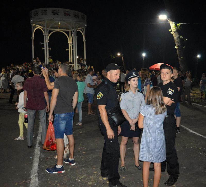Правоохоронці Покровської оперативної зони забезпечили публічну безпеку під час святкування Дня міста і Дня шахтаря, фото-8