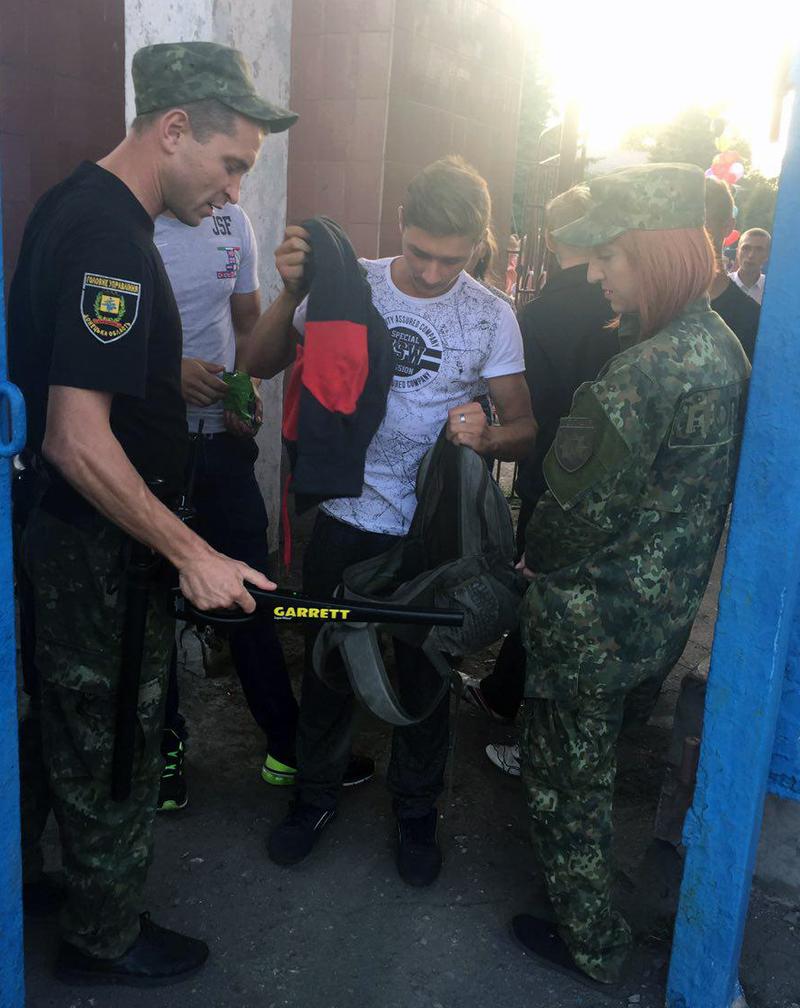 Правоохоронці Покровської оперативної зони забезпечили публічну безпеку під час святкування Дня міста і Дня шахтаря, фото-9