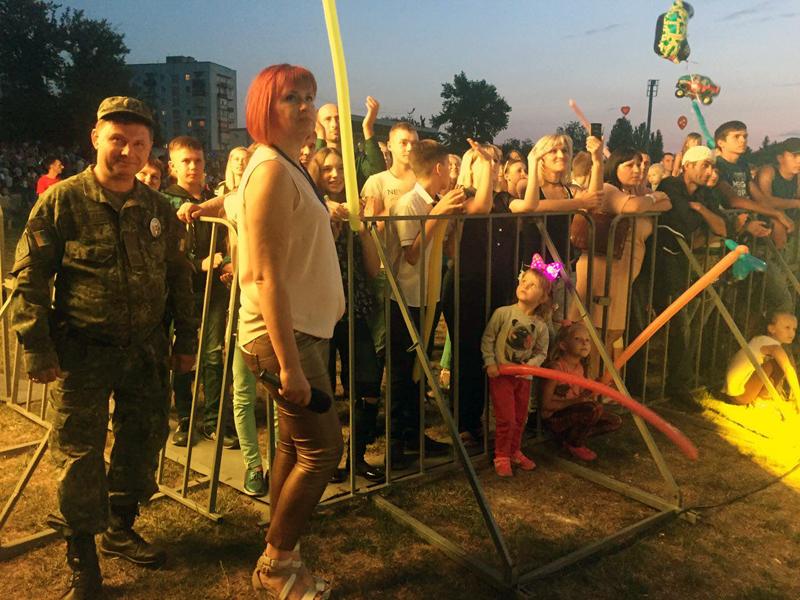 Правоохоронці Покровської оперативної зони забезпечили публічну безпеку під час святкування Дня міста і Дня шахтаря, фото-11