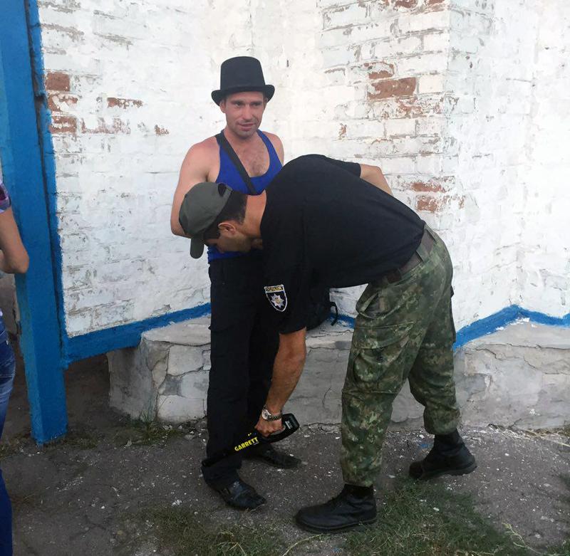 Правоохоронці Покровської оперативної зони забезпечили публічну безпеку під час святкування Дня міста і Дня шахтаря, фото-12