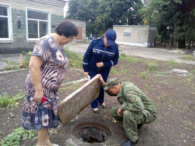 В Доброполье правоохранители проверили учебные заведения, фото-4
