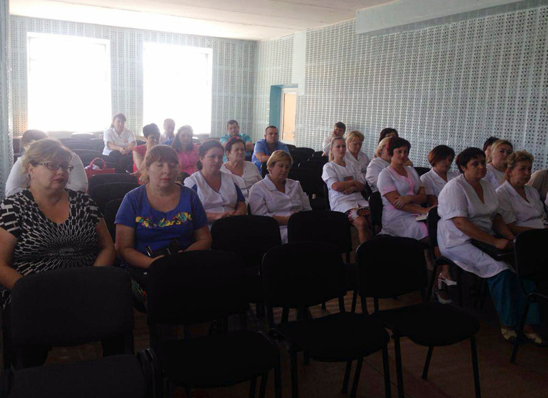 Правоохранители Доброполья рассказали медикам как защитить себя от мошенников, фото-2