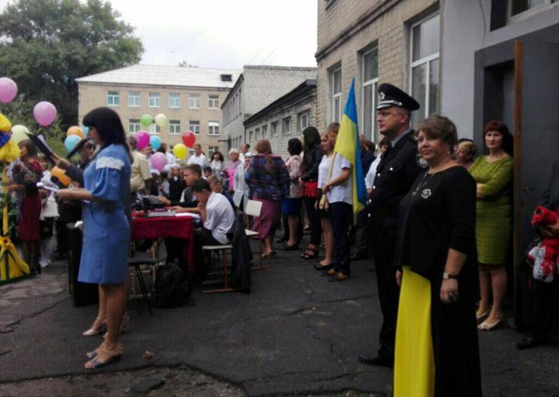 Правоохоронці Покровської оперативної зони забезпечили правопорядок під час святкування Дня знань, фото-14