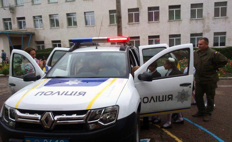 Правоохоронці Покровської оперативної зони забезпечили правопорядок під час святкування Дня знань, фото-3