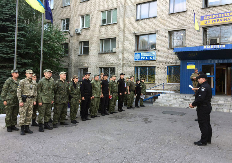Правоохоронці Покровської оперативної зони готові до забезпечення правопорядку на вихідні дні, фото-4