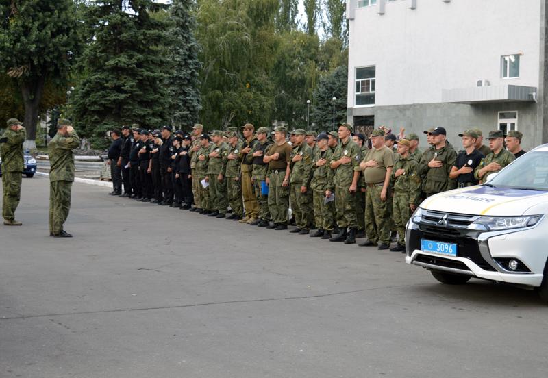 Правоохоронці Покровської оперативної зони готові до забезпечення правопорядку на вихідні дні, фото-3