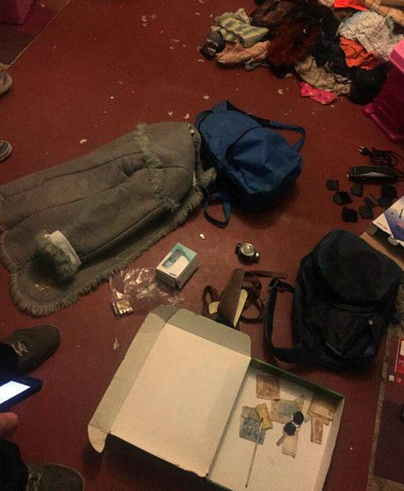 Полицейские задержали разбойника из Покровской оперзоны, который обокрал магазин и открыл стрельбу , фото-2