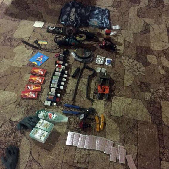 Полицейские задержали разбойника из Покровской оперзоны, который обокрал магазин и открыл стрельбу , фото-3