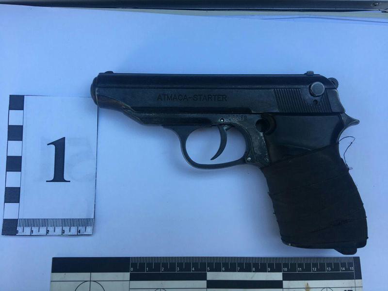В Покровске полицейские изъяли у местного жителя пистолет и патроны, фото-3