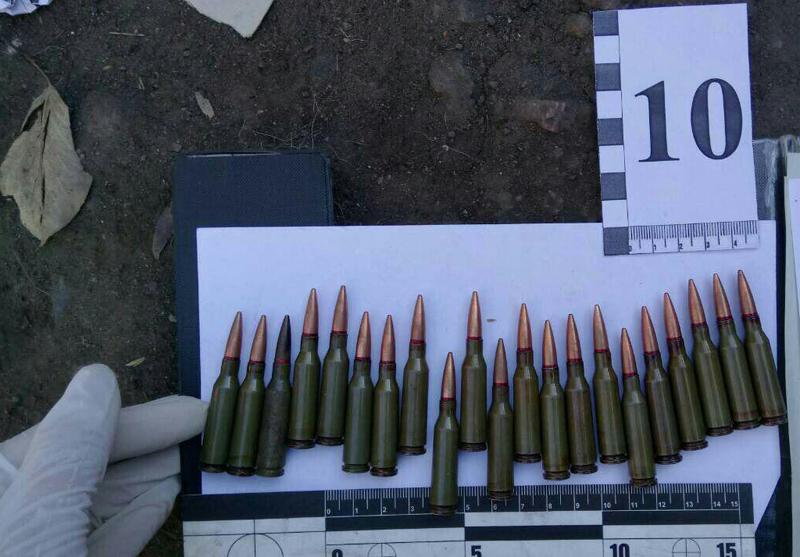 В Покровске полицейские изъяли у местного жителя пистолет и патроны, фото-6