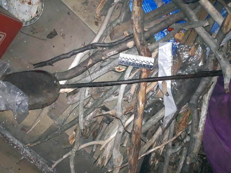 В Покровске оперативно задержан мужчина, который ограбил свою приятельницу, фото-3