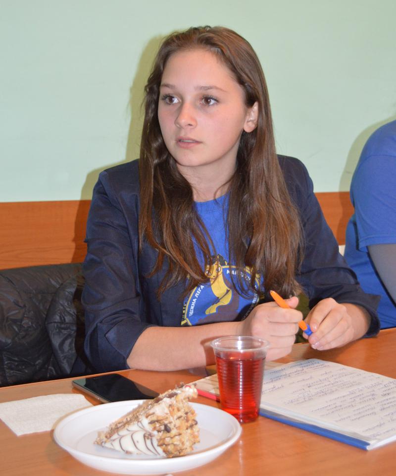 Участники «Лиги будущих полицейских» поделились новейшими идеями с Покровскими правоохранителями, фото-6