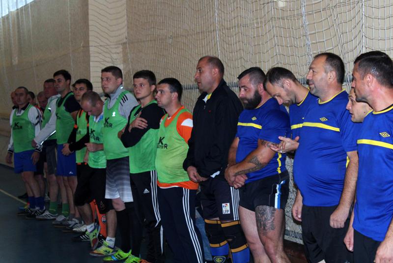 Команда поліції Покровська здобула чергову перемогу у футбольному матчі і вийшла у фінал, фото-1