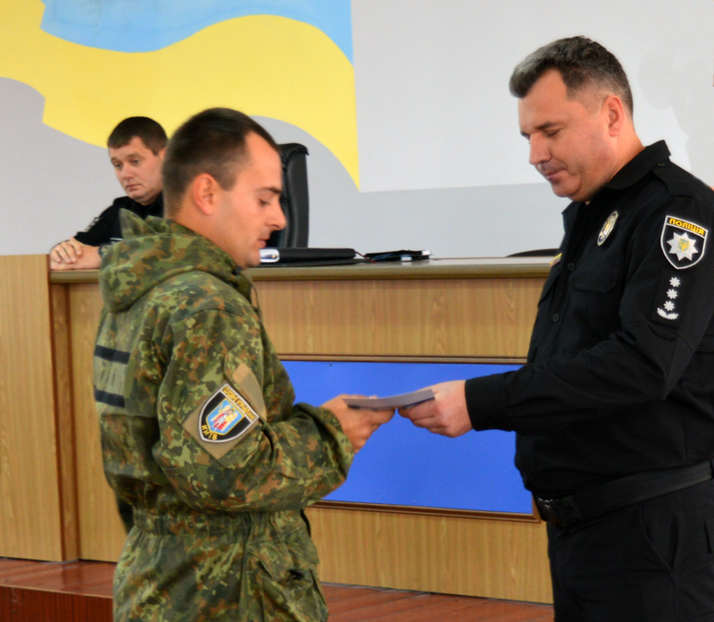 У Покровську поліцейські отримали спеціальні звання, фото-5