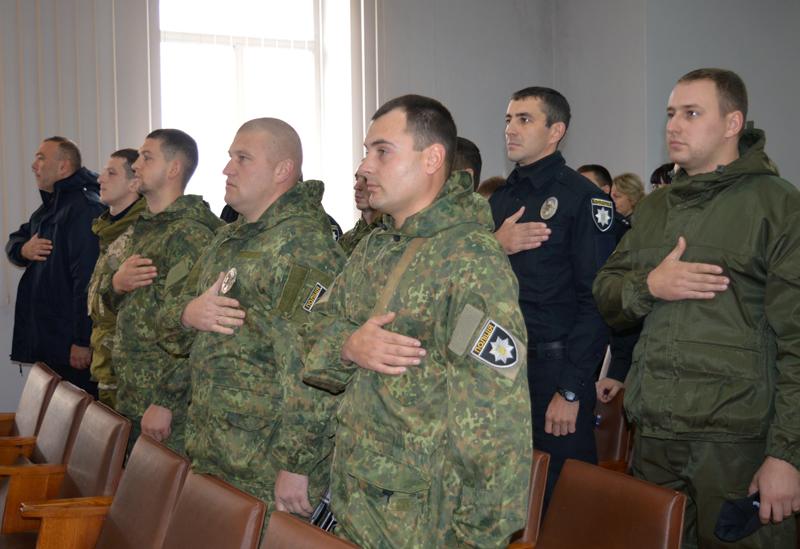 У Покровську поліцейські отримали спеціальні звання, фото-4