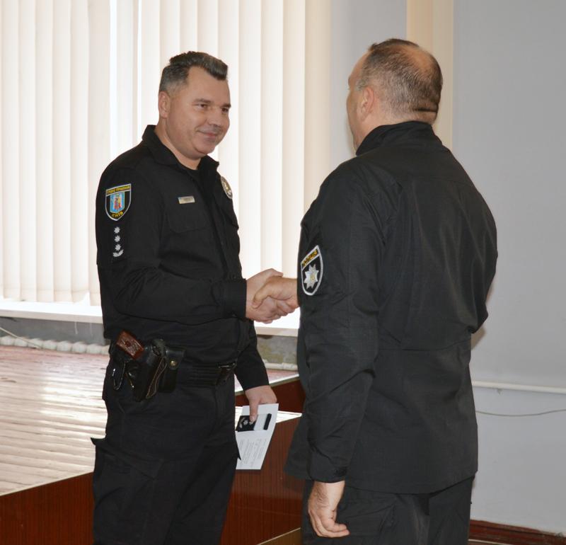 У Покровську поліцейські отримали спеціальні звання, фото-8