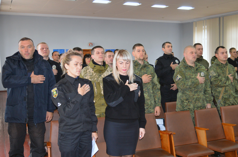 У Покровську поліцейські отримали спеціальні звання, фото-3
