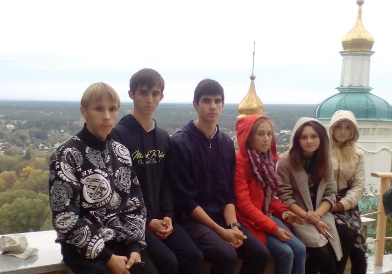 Покровські лігівці побували на екскурсії у монастирі на крейдяних горах, фото-3