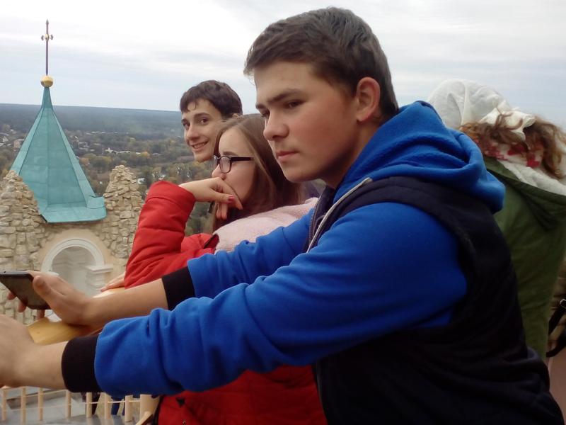 Покровські лігівці побували на екскурсії у монастирі на крейдяних горах, фото-4