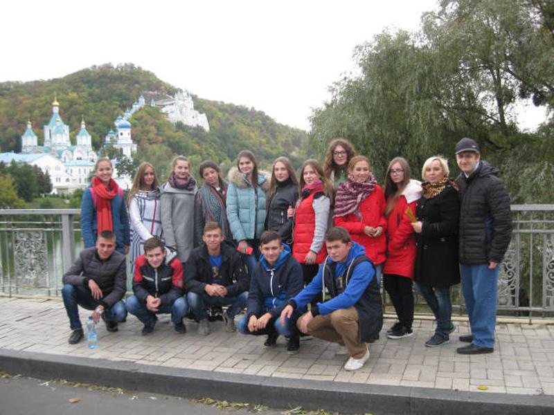 Покровські лігівці побували на екскурсії у монастирі на крейдяних горах, фото-2