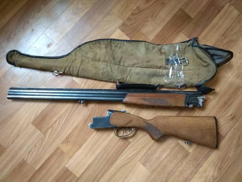 В рамках місячника добровільної здачі зброї до Покровського відділу поліції здали 3 одиниці зброї, фото-2