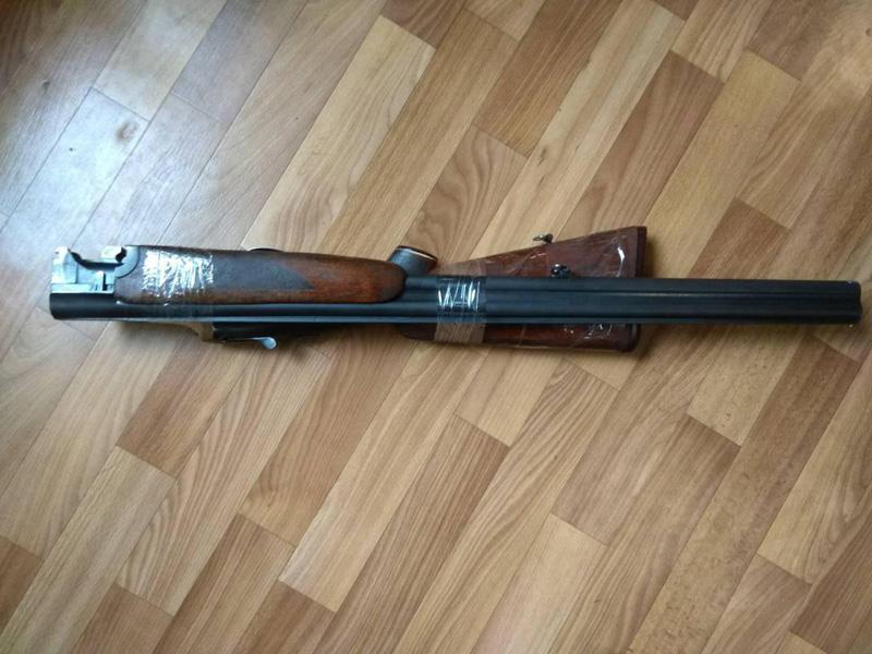 В рамках місячника добровільної здачі зброї до Покровського відділу поліції здали 3 одиниці зброї, фото-1
