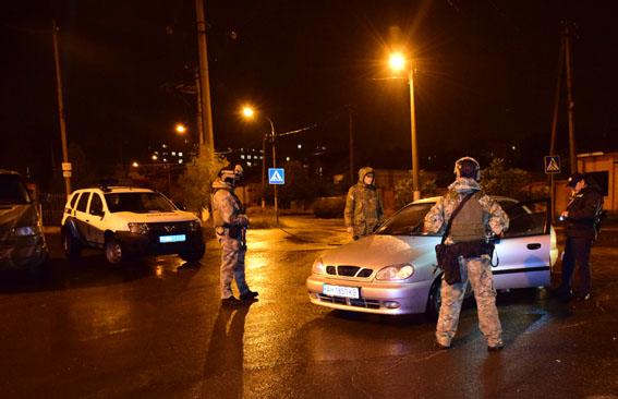 """134 злочини розкрито по """"гарячим слідам, 73 зловмисника затримано - результат 5 днів відпрацювання на Донеччині, фото-1"""