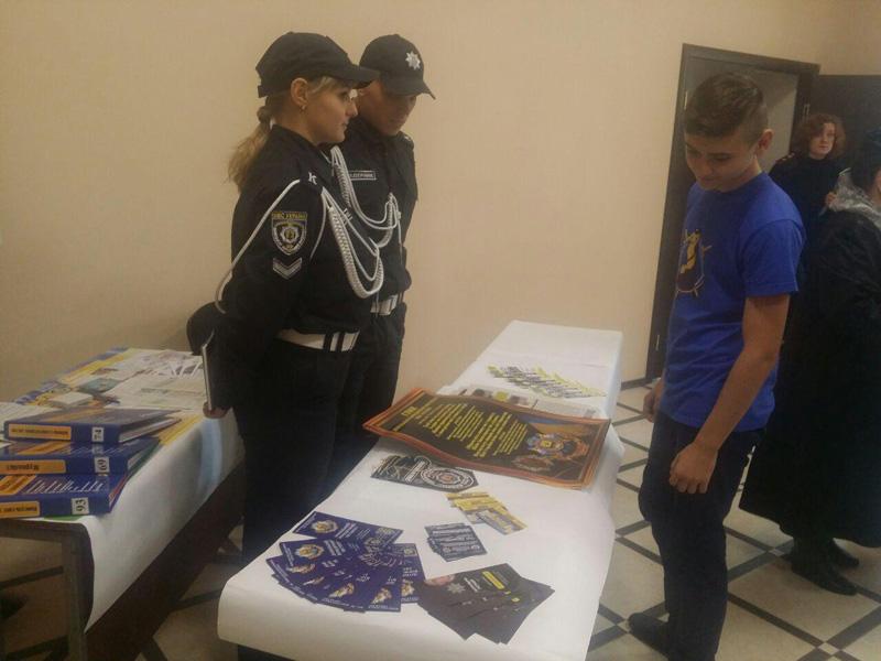 Сотрудники Покровского отдела полиции приняли участие в «Ярмарке вакансий» и представили преимущества своей работы, фото-4