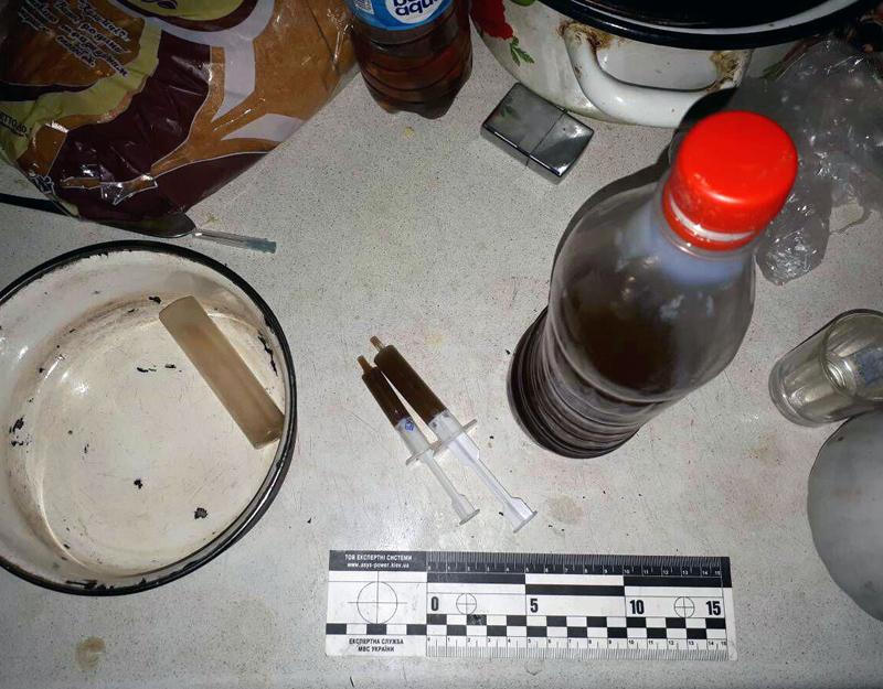 В Покровске правоохранители дважды изымали наркотики, фото-5