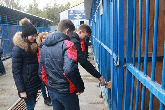 Канікули з поліцейськими: у ГУНП в Донецькій області приймали 40 старшокласників з Покровська, фото-11