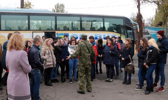 Канікули з поліцейськими: у ГУНП в Донецькій області приймали 40 старшокласників з Покровська, фото-2