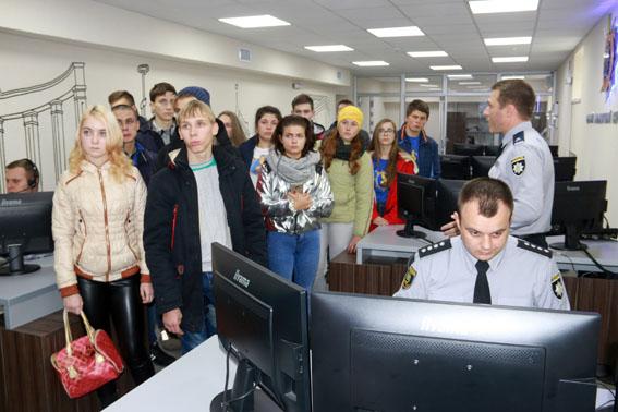 Канікули з поліцейськими: у ГУНП в Донецькій області приймали 40 старшокласників з Покровська, фото-4