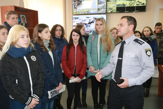 Канікули з поліцейськими: у ГУНП в Донецькій області приймали 40 старшокласників з Покровська, фото-6