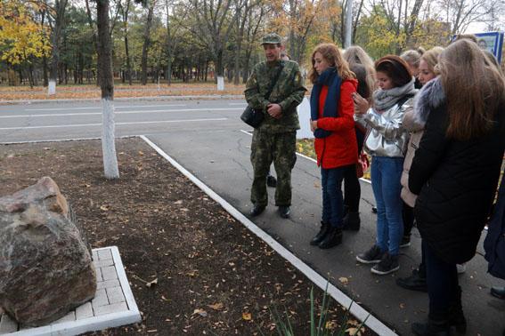 Канікули з поліцейськими: у ГУНП в Донецькій області приймали 40 старшокласників з Покровська, фото-8