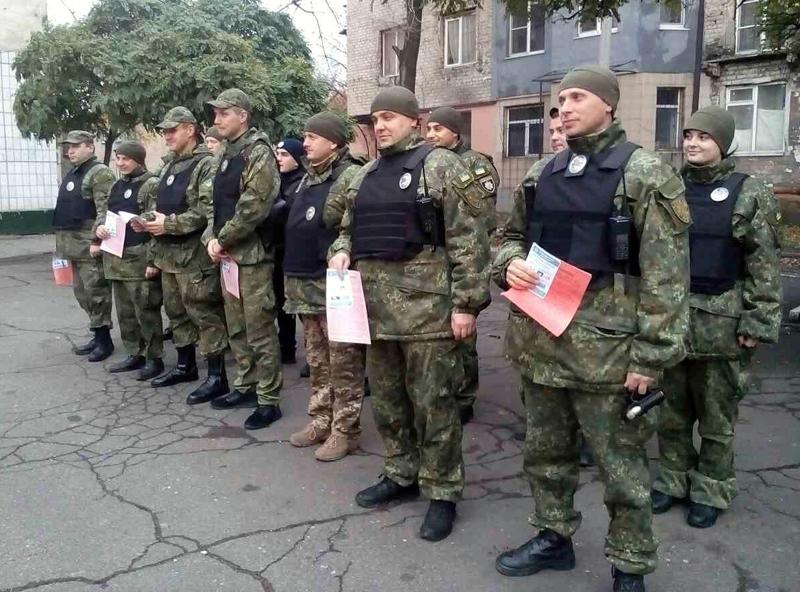 Правоохоронці Покровської оперативної зони готові до забезпечення правопорядку на вихідні дні, фото-9