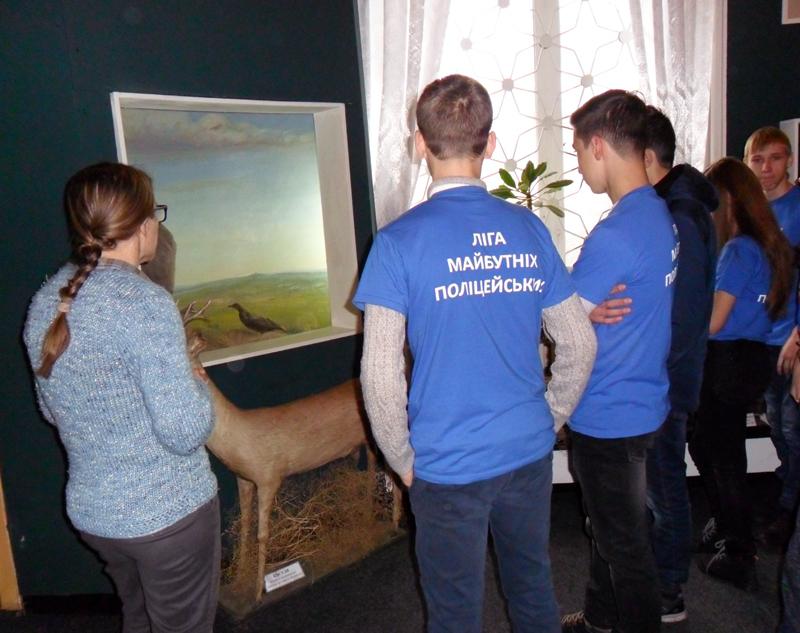 Будущие полицейские посетили Покровский исторический музей, фото-2