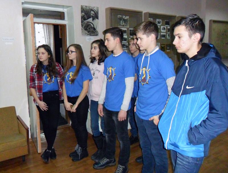 Будущие полицейские посетили Покровский исторический музей, фото-3