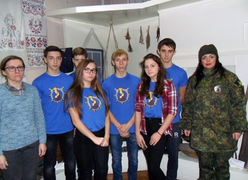Будущие полицейские посетили Покровский исторический музей, фото-6